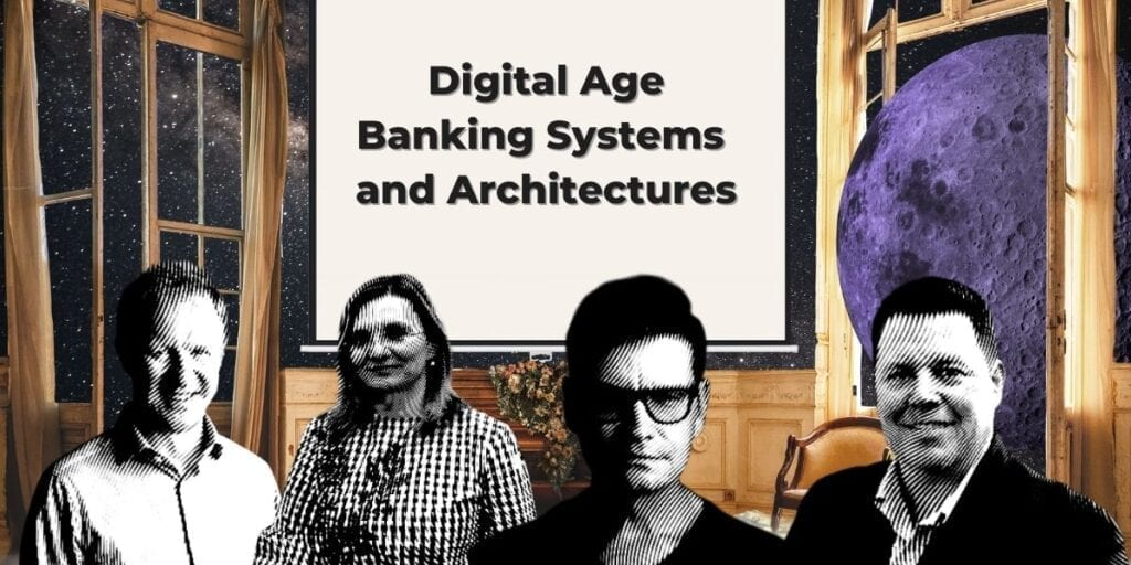 Digital Age Banking Systems and Architectures 4x4 Virtual Salon aperture