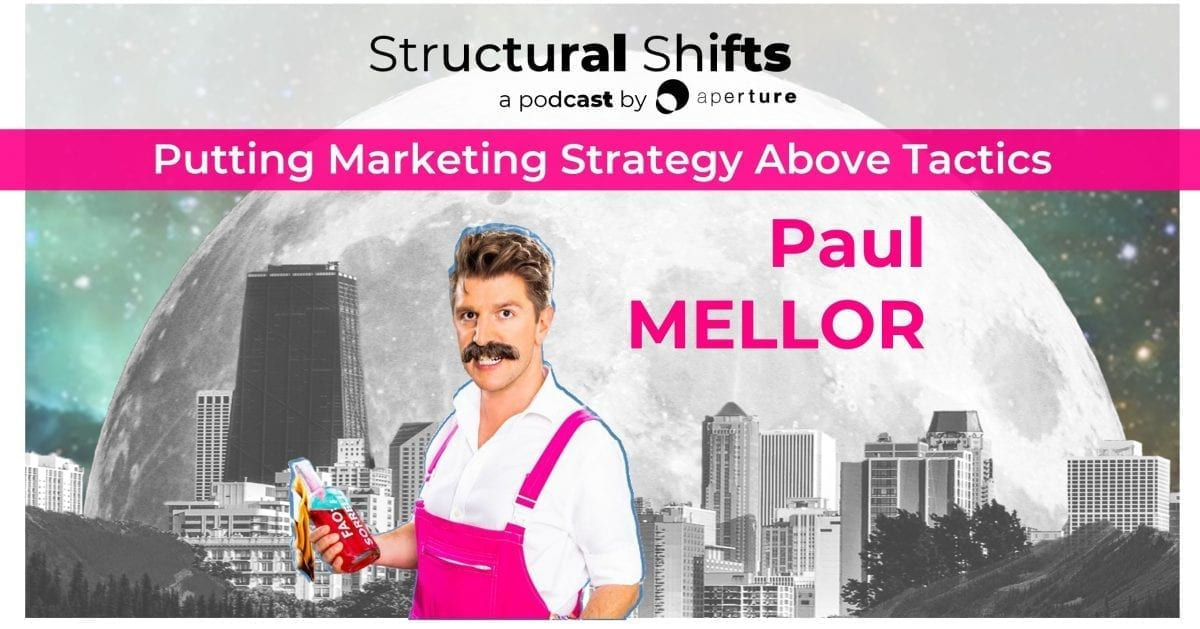 Putting Marketing Strategy Above Tactics (#14)