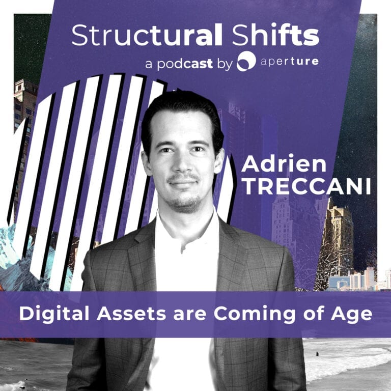 Digital Assets are coming of age Adrien Treccani