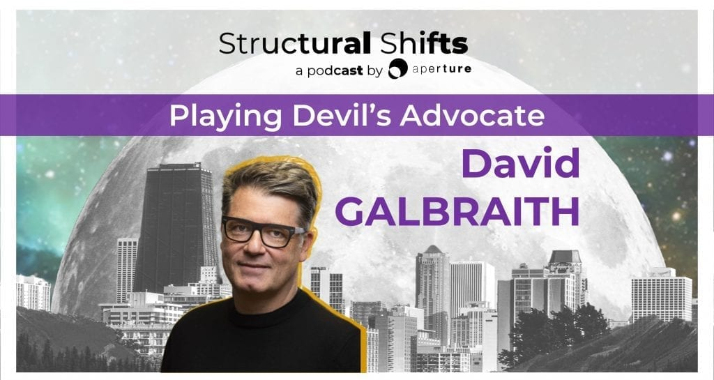 Playing Devil's Advocate with David Galbraith
