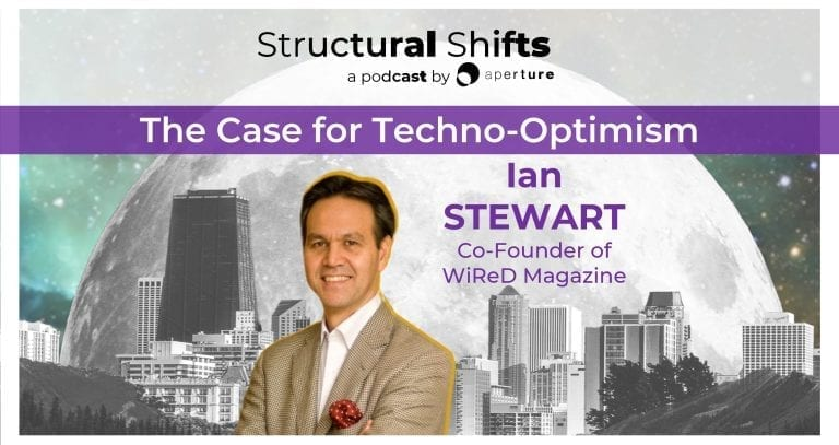 The Case for Techno-Optimism, with Ian STEWART